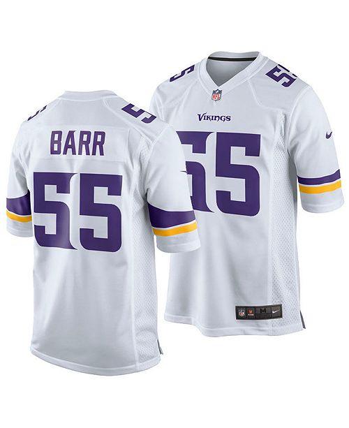 Nike Men's Anthony Barr Minnesota Vikings Game Jersey