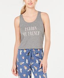 Jenni Pajama Tank Top, Shorts & Pants Separates, Created by Macy's