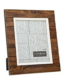 Slatted Dark Frame - 8x10