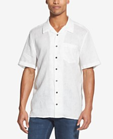 DKNY Men's Logo-Print Shirt