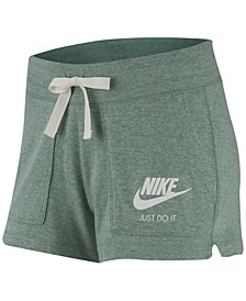 Women's Sportswear Gym Vintage Shorts
