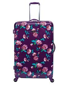 "Jessica Simpson West Coast 25"" Hardside Spinner Suitcase"