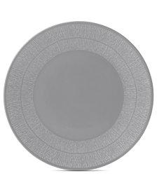Vera Wang Wedgwood Dinnerware, Simplicity Gray Dinner Plate