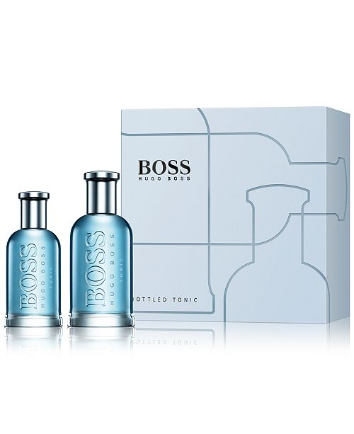 Hugo Boss Men's 2-Pc. BOSS Bottled Tonic Eau de Toilette Gift Set