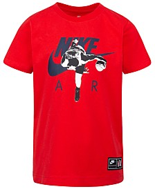 Nike Toddler Boys Michael Jordan Cotton T-Shirt