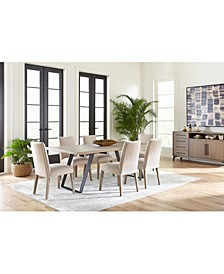 Closeout! Clarita Dining Collection, Created for Macy's