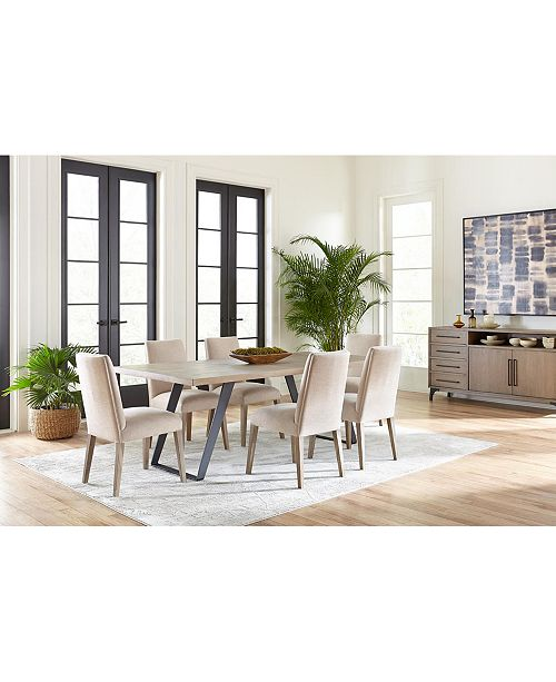 Furniture Clarita Dining Collection, Created for Macy's