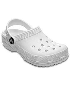 Crocs Baby, Toddler & Little Kids Classic K Clogs