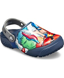 Crocs Toddler & Little Boys Marvel Avengers's K Clog