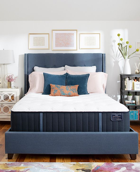 "Stearns & Foster Estate Hurston 14"" Luxury Firm Mattress - Queen"