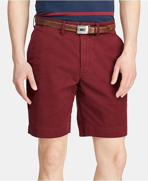 Polo Ralph Lauren Men's Big & Tall Classic Fit Shorts