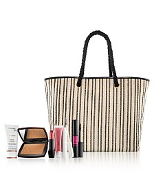 The Parisian Glow 6-Piece Collection. $45 with any Lancôme Purchase (A $172 Value)