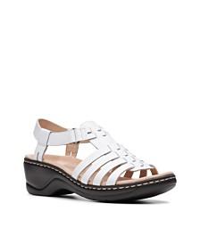 Clarks Collection Women's Lexi Bridge Sandals