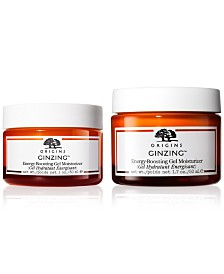 Home and Away Set: Origins GinZing Energy-Boosting Gel Moisturizer, 1.7 oz & 1oz (A $48.50 Value!)