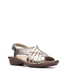 Clarks Collection Women's Loomis Cassey Sandals