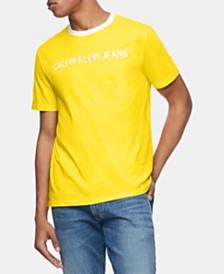 Calvin Klein Jeans Men's Ringer T-Shirt