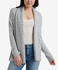 Open-Front Light Weight Waterfall Cardigan