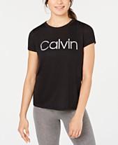 f693fd166bc6 Calvin Klein Performance Logo T-Shirt