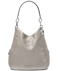 MICHAEL Michael Kors Lillie Chain Leather Hobo