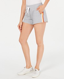 Calvin Klein Performance Ombré-Stripe Shorts