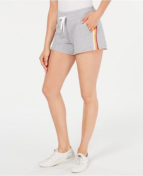 Calvin Klein Ombré-Stripe Shorts