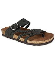 Hayleigh Flat Sandals