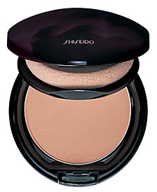 Shiseido 'The Makeup' Powdery Foundation Case