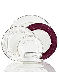 Royal Doulton Dinnerware, Precious Platinum Collection