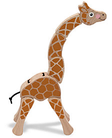 Melissa and Doug Kids Toys, Giraffe Grasping Toy