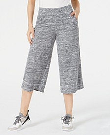 Cropped Wide-Leg Pants, Created for Macy's