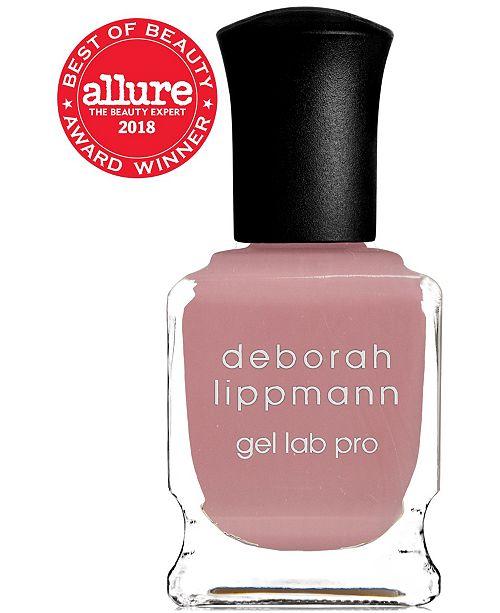 Deborah Lippmann Gel Lab Pro Nail Polish & Reviews - Makeup - Beauty ...