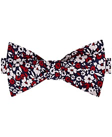 Men's Chelsea Botanical To-Be Tied Silk Twill Bow Tie