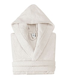 Hooded Turkish Cotton Bathrobe