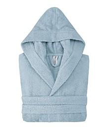Hooded Turkish Cotton Bathrobe
