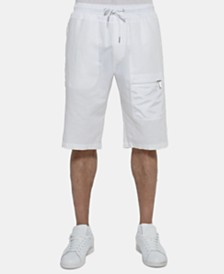 Sean John Men's Regular-Fit Drawstring Shorts