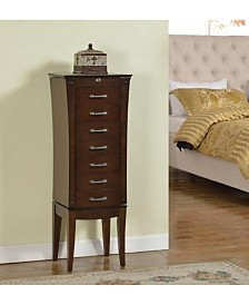 Nathan Direct 7 Drawer Jewelry Armoire,