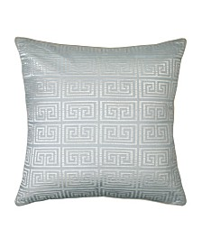 Lillian August Spring Hill Geometric Decorative Pillow