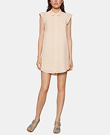 Seersucker Shirtdress