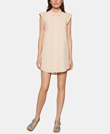BCBGeneration Seersucker Shirtdress
