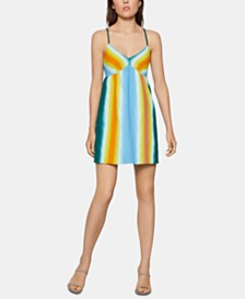 BCBGeneration Strappy A-Line Dress