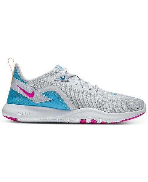 Finish Sneakers Nike from Women's 9 Flex Trainer Training deWroxCEQB