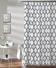 "Bellagio 72"" x 72"" Shower Curtain"
