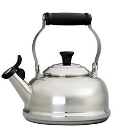 1.7-Qt. Stainless Steel Whistling Kettle
