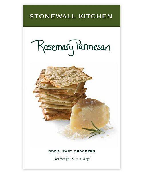 Stonewall Kitchen Rosemary-Parmesan Crackers