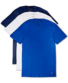 Men's 3-Pk. Cotton Undershirts