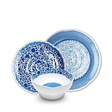 Heritage Melamine 12PC Set