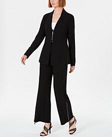 Embellished Pantsuit