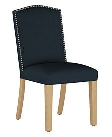 Callon Nail Button Dining Chair, Quick Ship
