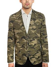 Joe's Camo Print Men's Jacket