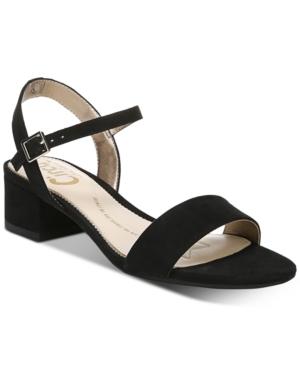 Women's Ibis Block-Heel Dress Sandals Women's Shoes